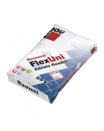 Adeziv flexibil pentru placi portelanate Baumacol FlexUni 25 kg