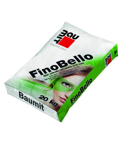 Glet extrafin de ipsos 0-6 mm Finobello Baumit