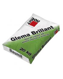 Glet de ciment alb Baumit Glema Brillant