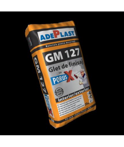 Glet de umplere cu Porus X - GM 127 Adeplast