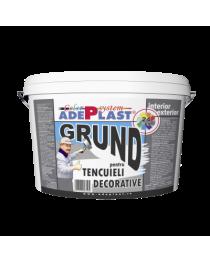 Grund de amorsare tencuieli decorative 24 kg - Grund Adeplast