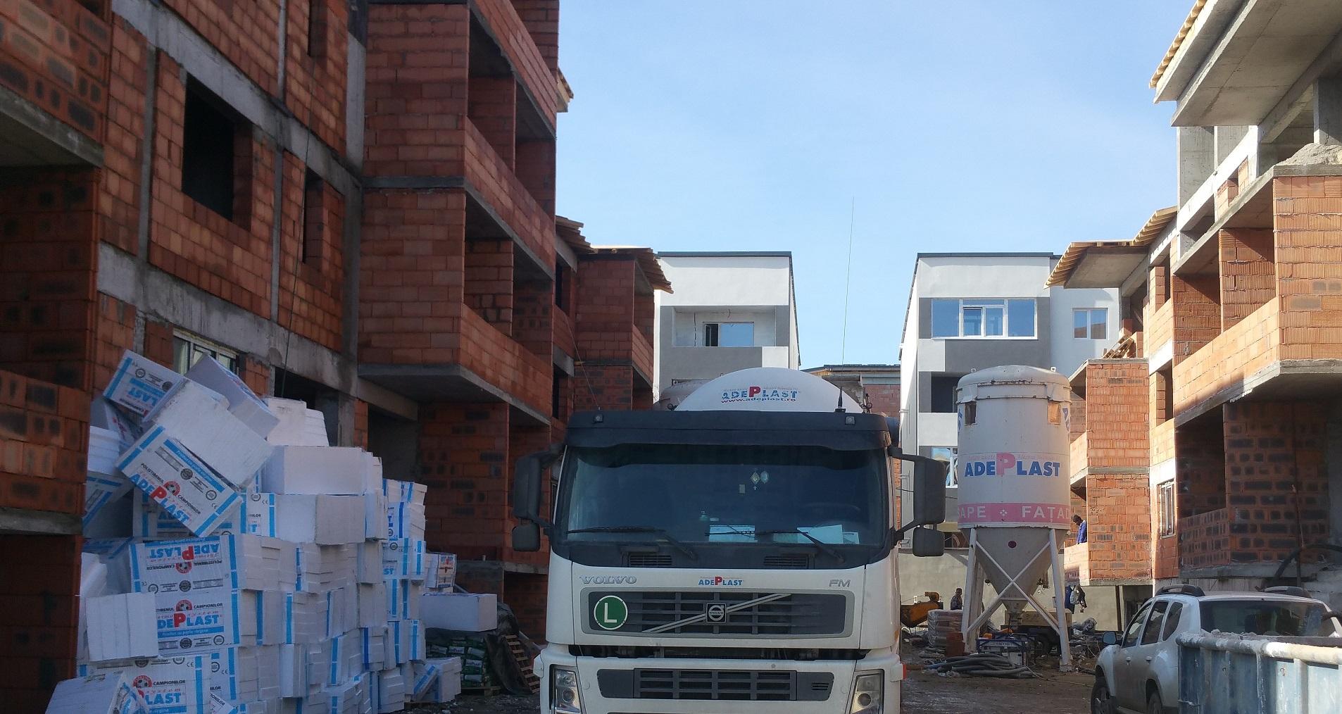 constructie apartamente locuit Bucuresti